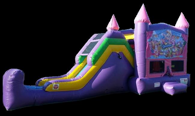 Princess Combo 5-in-1 Castle