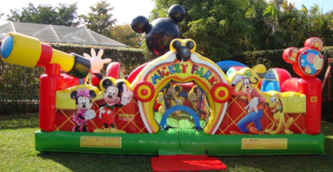 Mickey Mouse Clubhouse Toddler Play Zone