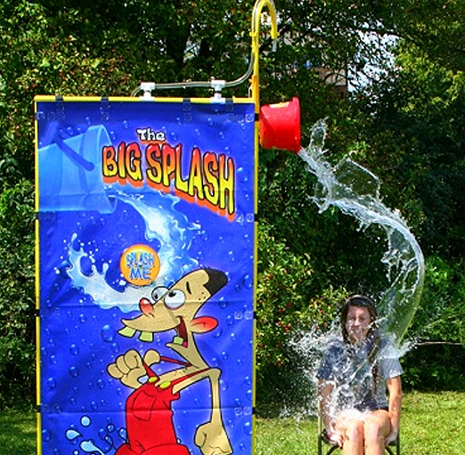 Big Splash Dunk Bucket
