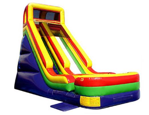 21′ Ninja Dry Slide