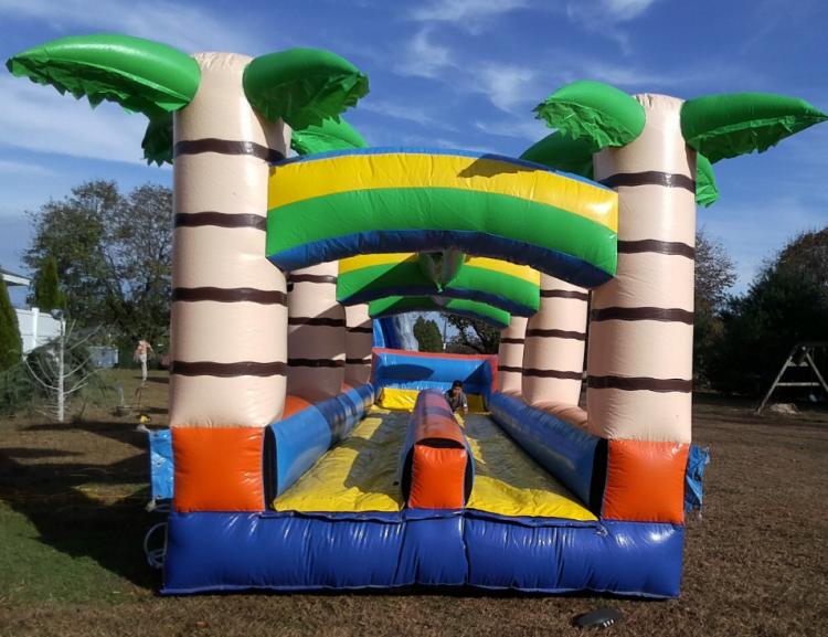 Tropical Slip & Slide